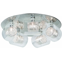 Philips Massive 38050/11/10 - Plafondverlichting CALLAS 5xG9/40W