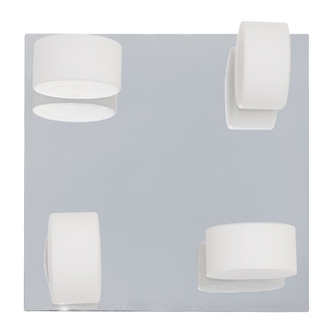 Plafondlamp EPICCA 4xG9/40W/230V