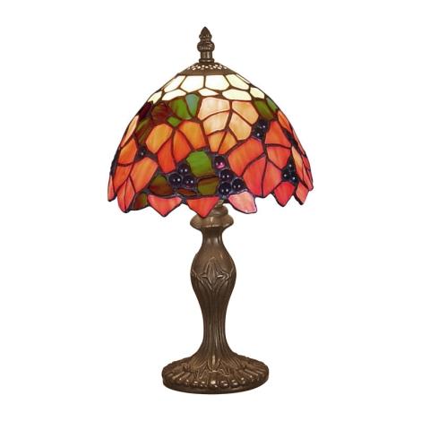 Tafellamp TIFFANY 69 1xE14/40W