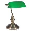 Top Light Office Bank - Tafellamp 1xE27/60W