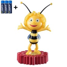 Varta 15635 - LED Kinder nachtlampje MAYA THE BEE LED / 3x AA